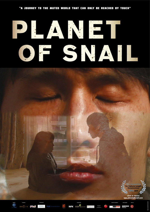 Planet of Snail Poster smaller