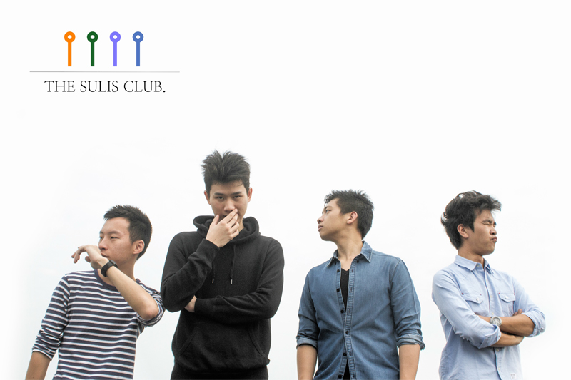 The Sulis Club Band pic 1 Layer 1